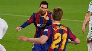 Koeman no reservará ni a Messi ni a De Jong