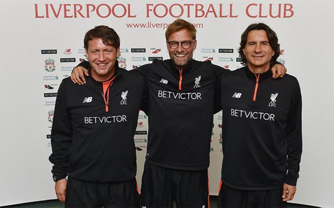 Klopp seguirá en el Liverpool hasta 2022