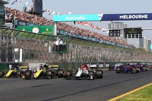 Australia se queda sin F1 este domingo