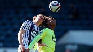 El West Bromwich Albion y el Newcastle United firman un empate sin goles