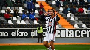 Àlex Corredera ha sido elegido el mejor jugador de la Segunda B
