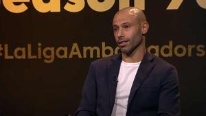Mascherano: Jamás me atrevería a aconsejar a Messi qué tiene que hacer