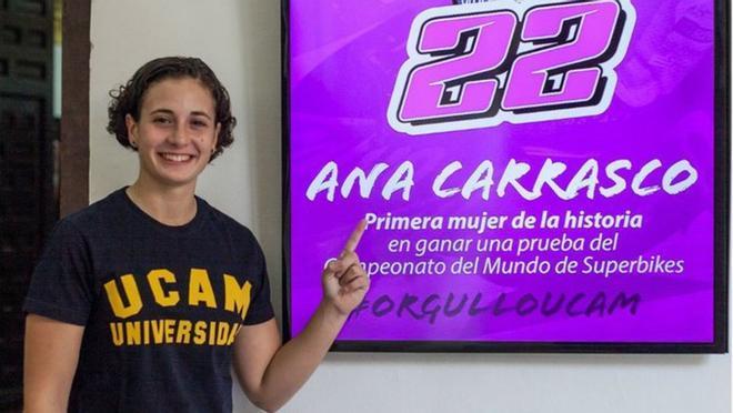 Ana Carrasco se pasa a los E-Sports