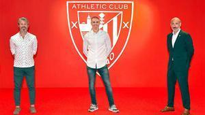 Gaizka Garitano renueva por una temporada con el Athletic