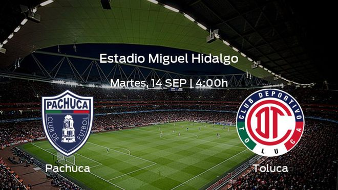 Jornada 8 de la Liga MX de Apertura: previa del duelo Pachuca - Toluca