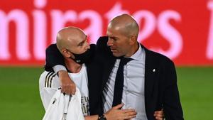 Bettoni comparece en sustitución de Zidane