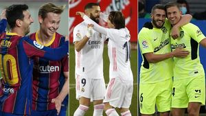 Los puntales del Barça, los más exprimidos de entre los candidatos al título