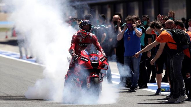 MotoGP analisi Viaplana
