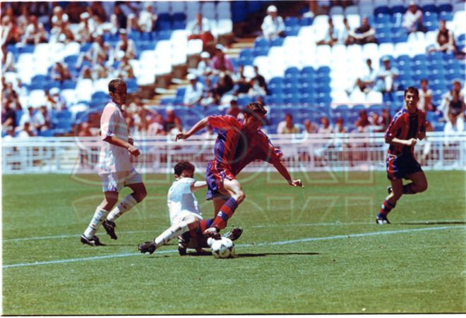 11.Xavi Hernández 1997-98