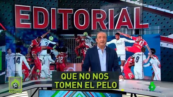 En Madrid se habla de liga adulterada después de que el Real Madrid esté a un paso de firmar otro año en blanco