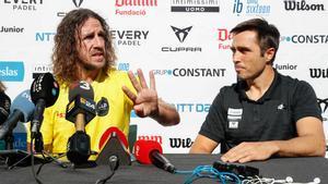 Puyol, sobre la crisis del Barça: Tenemos que remar todos juntos