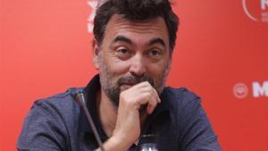 Sergi Bruguera, capitan español de Copa Davis