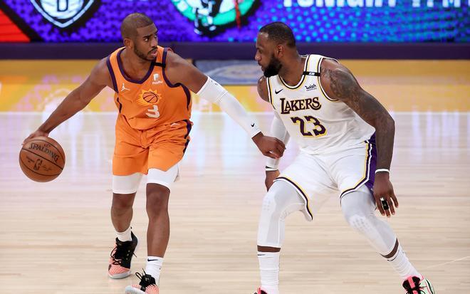 Chris Paul podría poner rumbo a los Lakers