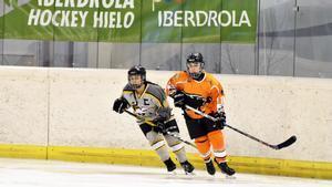 La Liga Iberdrola de hockey hielo se reanudó sin sorpresas