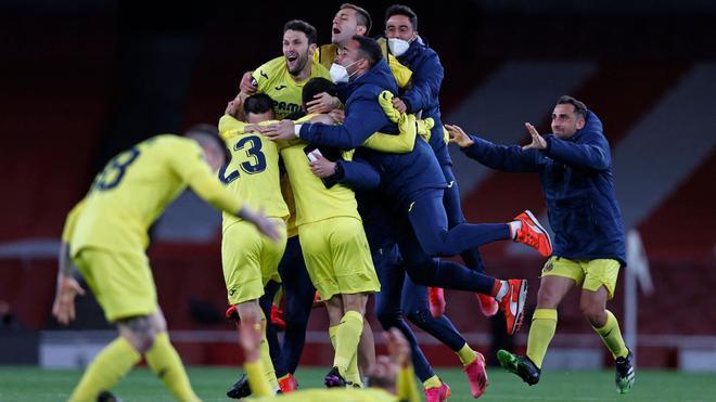 ¡A la final! El Villarreal aguanta ante el Arsenal y logra su primera final europea