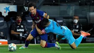 Penalti a favor del Barça (ES)