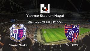 Previa del encuentro: Cerezo Osaka - FC Tokyo