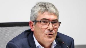 Antonio Jiménez era delegado de la FCF en el Maresme