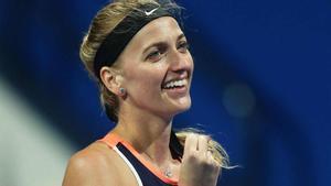 Kvitova, campeona en Doha