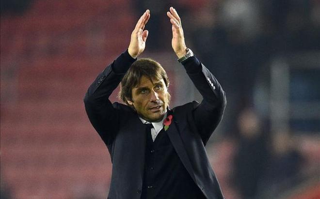 Conte ha conseguido que el equipo vuelva a los puestos cabeceros.