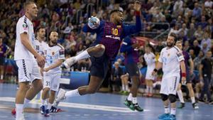 Cédric Sorhaindo ha superado por fin la lesión que sufrió en el Mundial