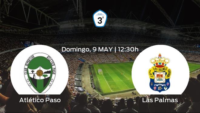 Previa del encuentro: el CD Atlético Paso recibe al Las Palmas C