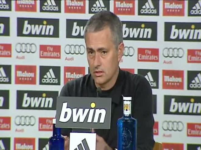 Mourinho cree que fallarán de aquí a final de temporada