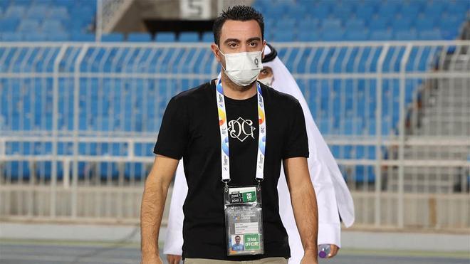 El proyecto de Xavi para el Barça
