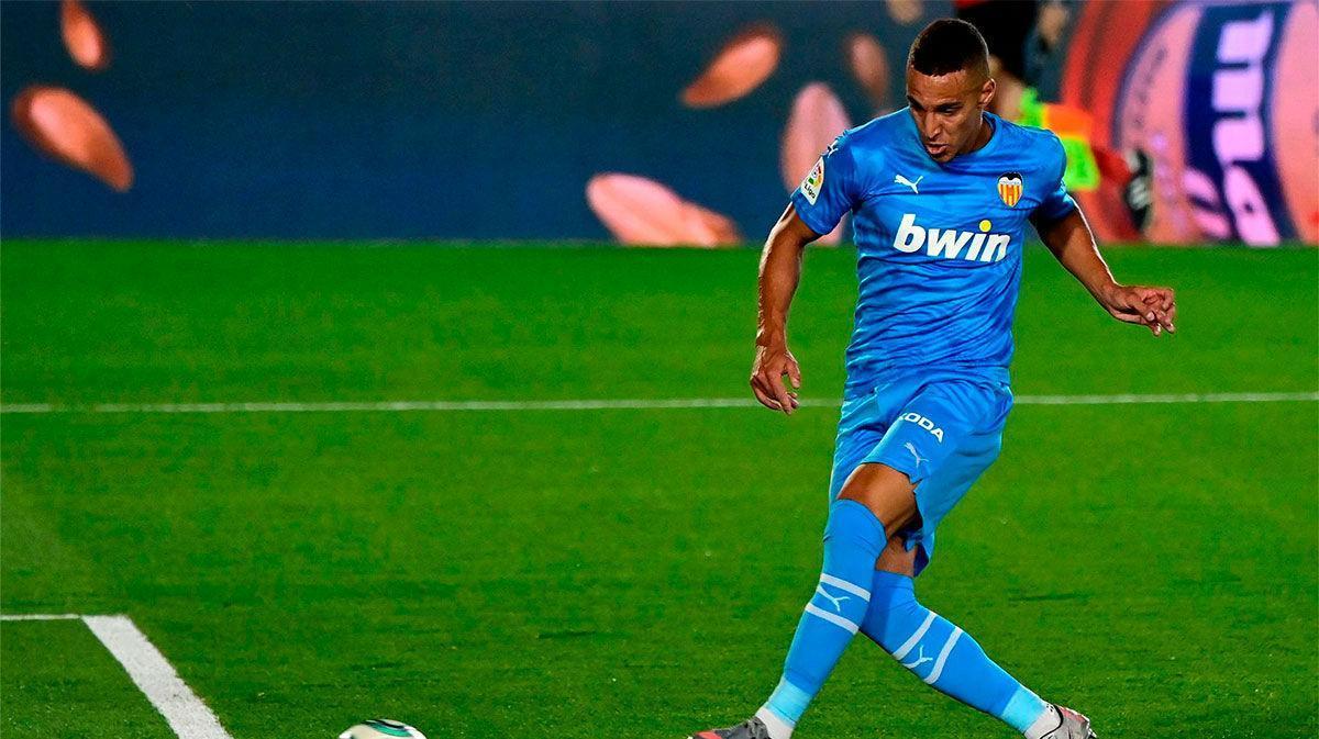 Rodrigo habló sobre su gol anulado tras el partido en el Di Stéfano