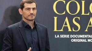 Iker Casillas defendió la portería del Madrid en más de 500 partidos