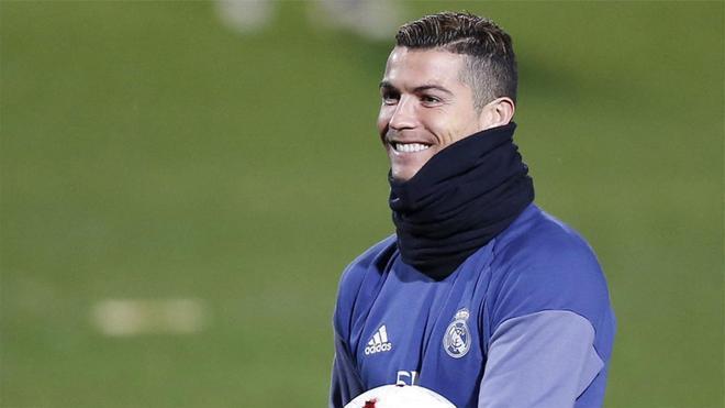 Cristiano Ronaldo está motivado