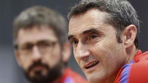 Valverde: No sé todavía descifrar el penalti de Las Palmas