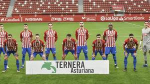 Algunos futbolistas del Sporting se saltaron el protocolo anticovid