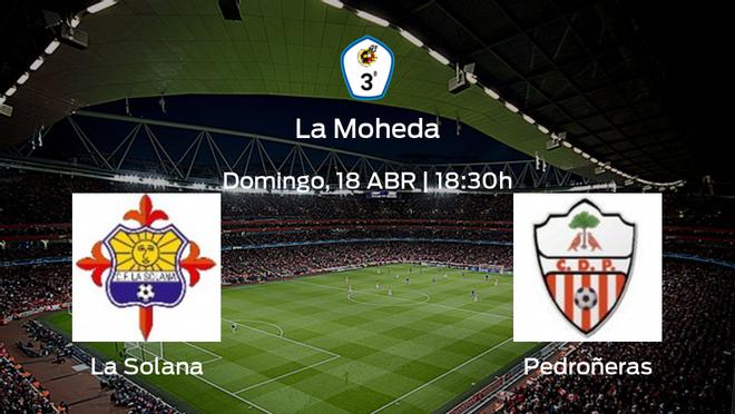 Jornada 3 de la Segunda Fase de Tercera División: previa del duelo La Solana - Pedroñeras
