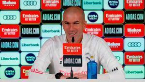 Zidane, en titulares: Hazard esta casi totalmente recuperado