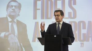 Freixa reconoce el triunfo indiscutible de Laporta
