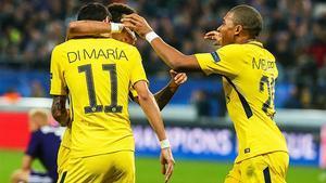 LACHAMPIONS | Anderlecht - PSG (0-4)