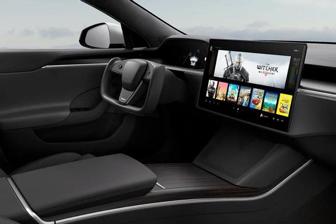 Los nuevos Tesla Model S y X estarán equipados con la tecnología de AMD para ejecutar juegos