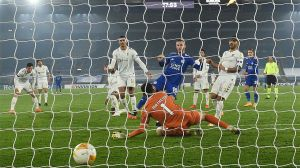 El gol de James Maddison al Braga