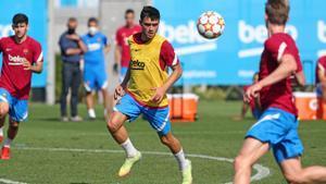 Sigue en directo el entrenamiento del Barça previo al partido de Champions contra el Benfica