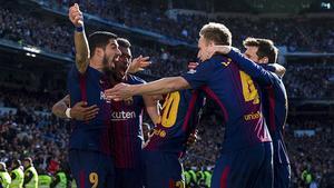 LALIGA FCB | Real Madrid - FC Barcelona (0-3)