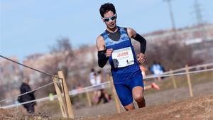 Javi Guerra, campeón de España de maratón