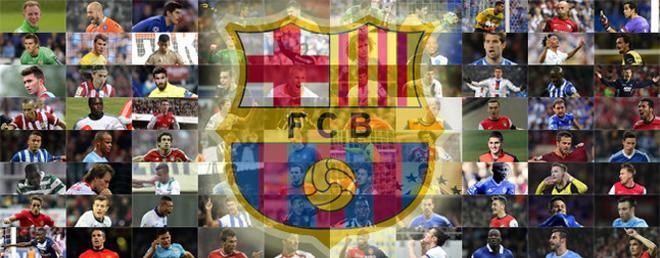 Andoni Zubizarreta y el Barça tienen una auténtica constelación de estrellas en su agenda. Ahora toca escoger bien lo que le pida Luis Enrique