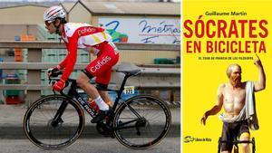 Martin es el autor de Sócrates en bicicleta (Libros de Ruta)