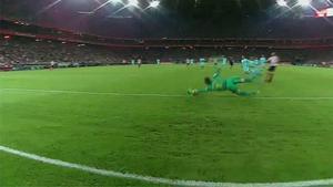 LALIGA | Athletic - FC Barcelona (0-2): Paradón de Ter Stegen ante Aduriz