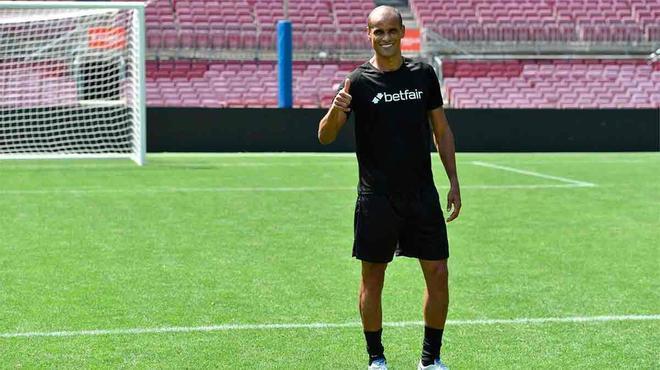 Rivaldo: Figo es mi amigo y tomó una buena decisión marchándose al Real Madrid