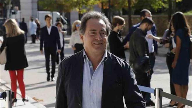 Los abogados de Sito Pons han respondido a la Fiscalía
