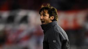 Luis Zubeldía ha dejado el Independiente de Medellín para fichar por el Alavés
