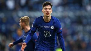 El gol de Havertz que da al Chelsea su segunda Champions