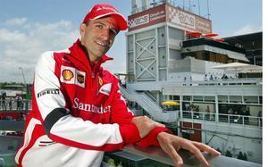 Marc Gené es piloto probador de Ferrari